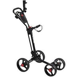 Qwik-Fold Golf 2.0 Deluxe 4 Wheel Push Cart