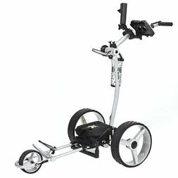 2017 Bat-Caddy X4 Classic Electric Golf Push Cart NEW