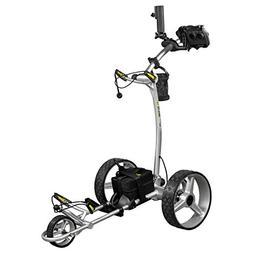 2018 Bat-Caddy X4R Lithium Remote Control Golf Push Cart wit