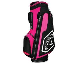 2019 Callaway Golf Chev Cart Bag - Pink/White/Black