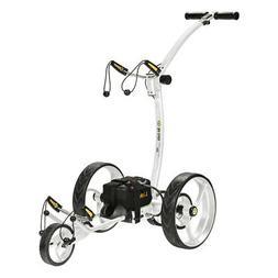 2020 Bat Caddy X8R Remote Control White Electric Golf Bag Ca