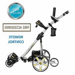 2020 Silver Bat Caddy X3R Lithium Remote Control Golf Cart+F