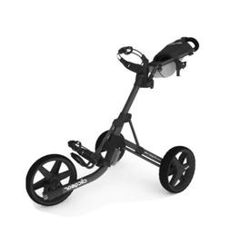 Clicgear 3.5+ Golf Push Cart - Charcoal/Black IN HAND FAST S
