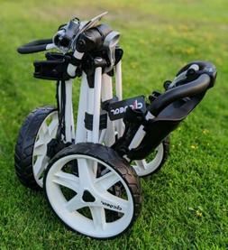 Clicgear  3.5+ Golf Push Cart - White — BRAND NEW, SHIPS I