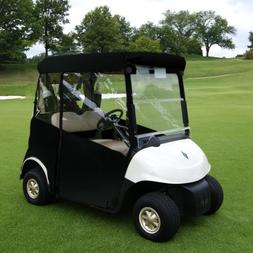 3 Sided Golf Cart Cover