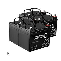 Mighty Max Battery 12V 35AH Battery Replacement for Kangaroo