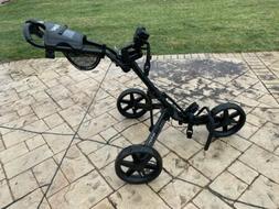 clicgear 4.0 golf push cart