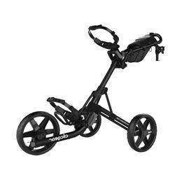 Clicgear 4.0 Push-Pull Golf Cart for Walking - Black **NEW I