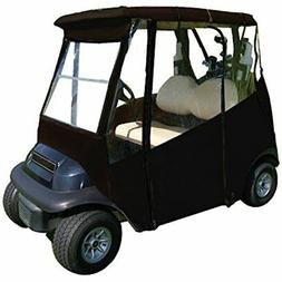 4-Sided Universal Portable Drivable Golf Cart Cover  Sports