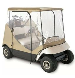 Classic Accessories 72052 Fairway Travel 4 Sided 2 Person Go