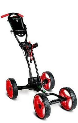 GolferPal- EasyPal Power Folding Push Cart