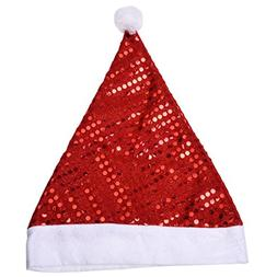 Accessories For - Nhbr Deluxe Sequin Santa Hat Outfit Access