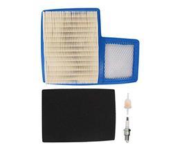 Air Filter Spark Plug Tune-Up Kit For Yamaha G16 G19 G20 G22