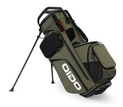 OGIO ALPHA Convoy 514 Golf Stand Bag, Olive