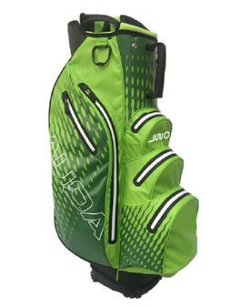 OUUL Aqua Waterproof Cart Bag Green AW8WCT-103