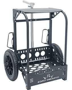 Dynamic Discs Backpack Cart LG by ZÜCA - Offers 50% Greater