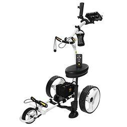 Bat Caddy X4R LITHIUM Battery Remote Control Electric Golf B