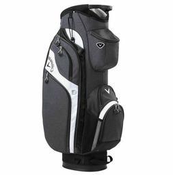 Black Callaway Golf Cart Bag 14-Way Top