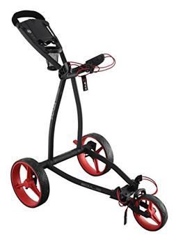 Big Max Golf Blade IP Push Pull Golf Cart, Phantom Red