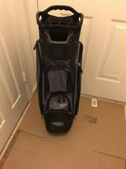 Brand New Jack Daniels 14 Hole + Putter MG Golf Cart Bag W/