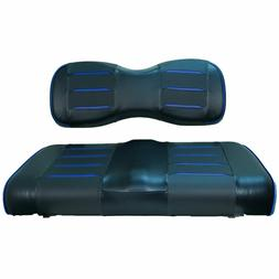 BU Prism Front Seat Covers for EZGO TXT, RXV, Valor, Freedom