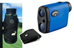 Callaway 200  Golf Rangefinder with Golf Cart Mount Bundle |
