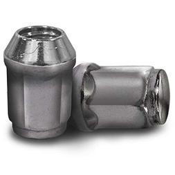 MJFX Chrome Acorn Lug Nuts 12mmx1.25 Pack of 16 for Yamaha G
