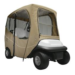 Classic Accessories Fairway Short Roof 2-Person Deluxe Golf