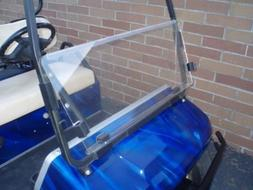 CLEAR Windshield for Club Car DS Golf Cart for years 2000