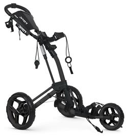 Clicgear Rovic RV2L Golf Push / Pull Cart Trolley | Folding