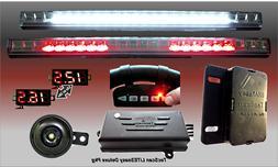 Club Car Golf Cart LiTESeasy Deluxe Wireless Light & Turn Si