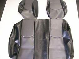 Club Car Precedent Golf Cart Deluxe Seat Covers-Front and Re