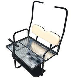 Golf Clubs & Equipment Rear Flip Seat Kit for Club Car Golf