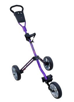 Tartan Cruiser GX Purple 3 Wheel Push Pull Golf Cart – Lig