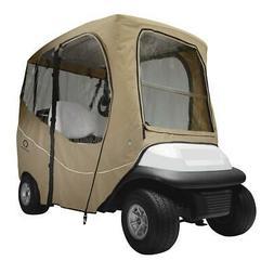 Deluxe Fairway Golf Cart 2 Passenger Club Car Enclosure Cove