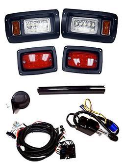 3G Deluxe LED Light Kit for Club Car DS Golf Cart