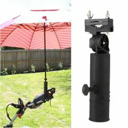 Durable Golf Club Umbrella Holder Stand For Buggy Cart Baby