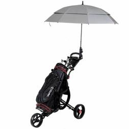 Durable Lightweight Foldable Golf Cart with Adjustable Push