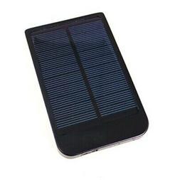 Bag Boy Electric Cart Solar Charger Black