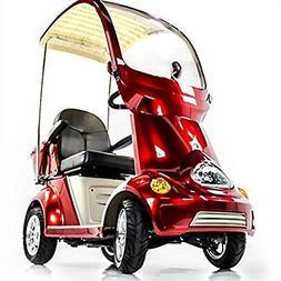 EWHEELS EW-54 4 Wheel Heavy Duty Electric Mobility Scooter S