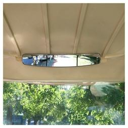 """10L0L 16.5"""" Extra Wide 180 degree Panoramic Rear View Mirror"""