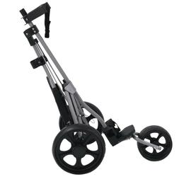 EZ Stroll Golf Golf Push and Pull Cart,3 Wheel Trolley w/ Sc