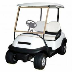 Classic Accessories Fairway Deluxe Portable Golf Cart Windsh