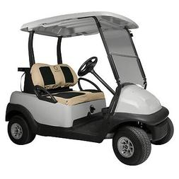 Classic Accessories Fairway Golf Cart Neoprene Paneled Bench