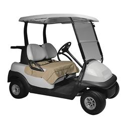 Classic Accessories Fairway Golf Cart Seat Blanket/Cover, Li