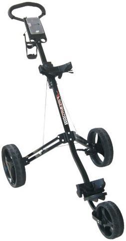 Tartan Firebird Three Wheel Golf Cart