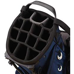 TaylorMade FlexTech Crossover Golf Stand Bag Navy New 2017