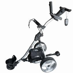 Spin It Golf Products GC1R-Slv Remote Controlled Electric Go