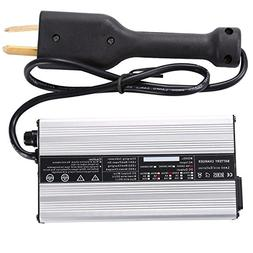 OHMOTOR Golf Cart Battery Charger 36Volt 5Amp Club Car Charg