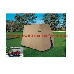 Golf Cart Cover Designed For  Lifted    Carts Fits EZgo Club